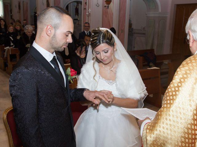 Il matrimonio di Fabio e Adriana a Selargius, Cagliari 15