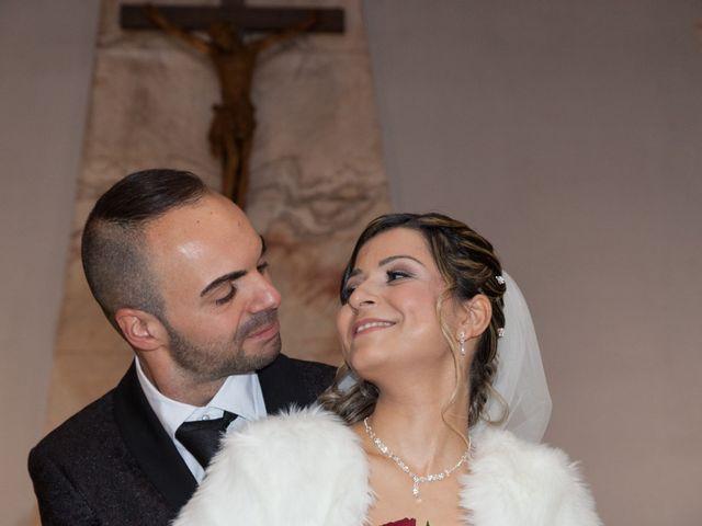 Il matrimonio di Fabio e Adriana a Selargius, Cagliari 16