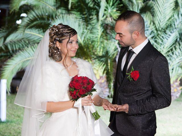Il matrimonio di Fabio e Adriana a Selargius, Cagliari 1