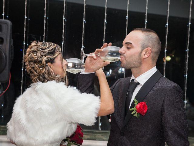 Le nozze di Adriana e Fabio