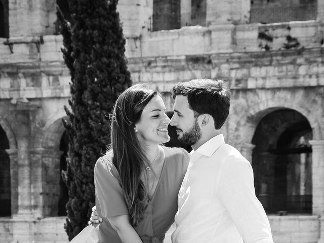 Il matrimonio di Giovanni e Giulia a Roma, Roma 11