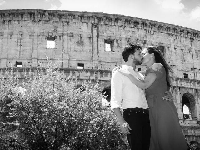 Il matrimonio di Giovanni e Giulia a Roma, Roma 19