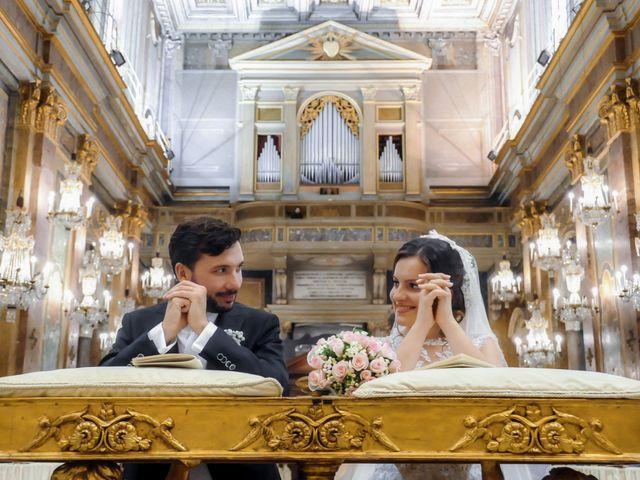 Il matrimonio di Giovanni e Giulia a Roma, Roma 25