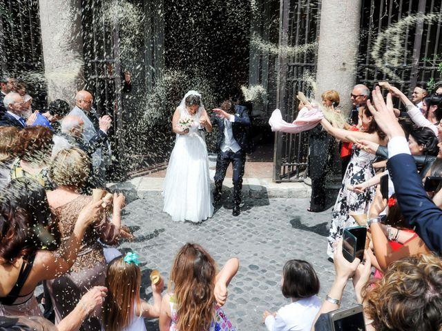 Il matrimonio di Giovanni e Giulia a Roma, Roma 30