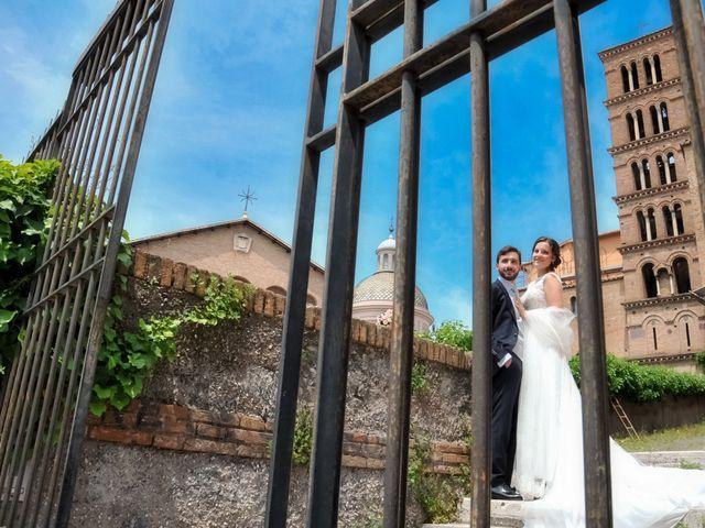 Il matrimonio di Giovanni e Giulia a Roma, Roma 32
