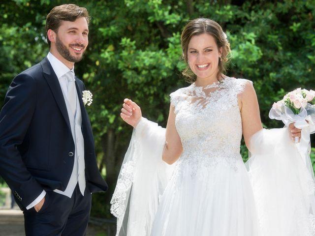 Il matrimonio di Giovanni e Giulia a Roma, Roma 34