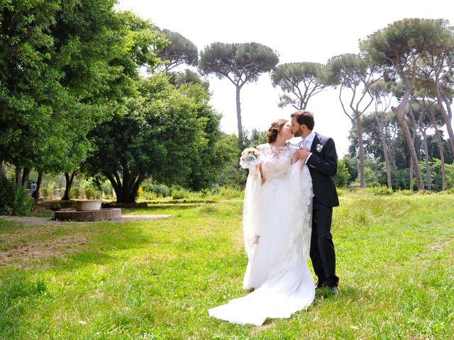 Il matrimonio di Giovanni e Giulia a Roma, Roma 35