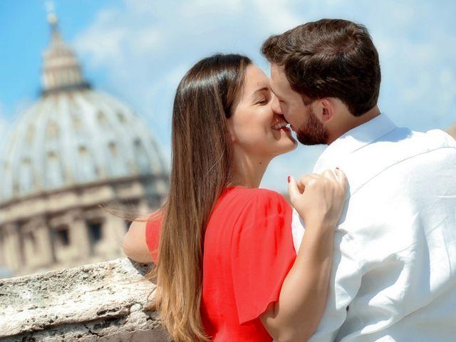Il matrimonio di Giovanni e Giulia a Roma, Roma 45