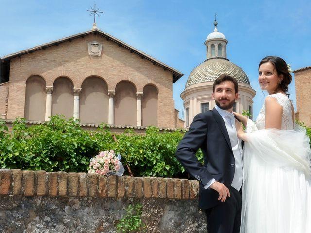 Il matrimonio di Giovanni e Giulia a Roma, Roma 46