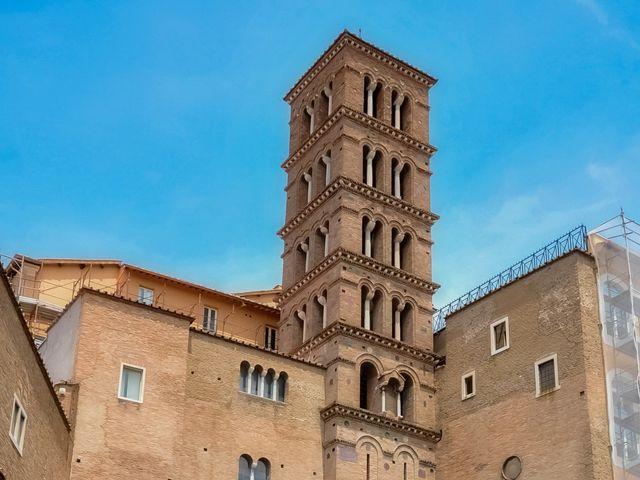 Il matrimonio di Giovanni e Giulia a Roma, Roma 47