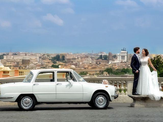 Il matrimonio di Giovanni e Giulia a Roma, Roma 48