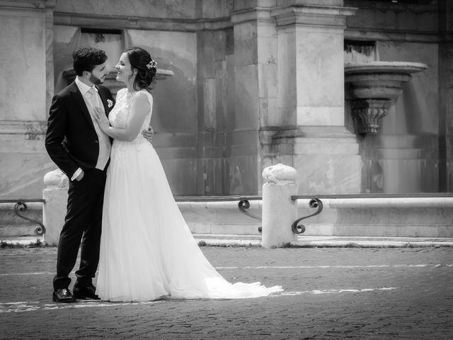 Il matrimonio di Giovanni e Giulia a Roma, Roma 49