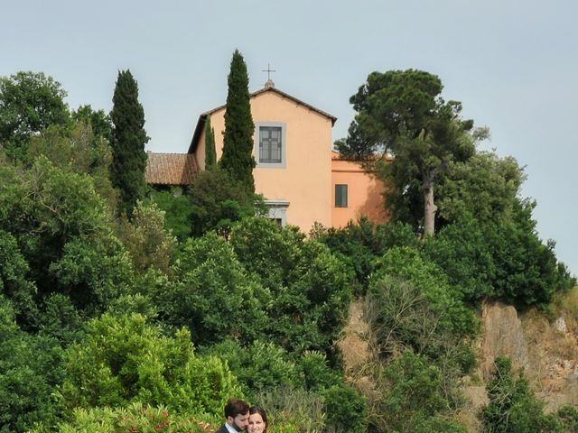 Il matrimonio di Giovanni e Giulia a Roma, Roma 61