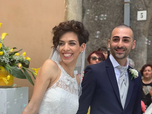 Il matrimonio di Emanuele  e Ausilia a Giarre, Catania 1