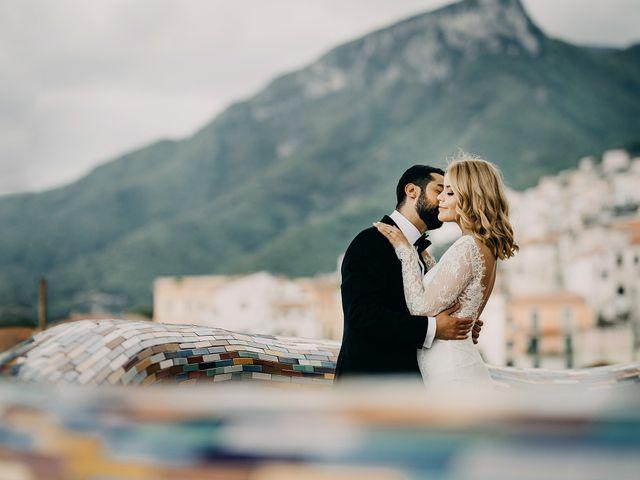 Le nozze di Gintarė e Carmine