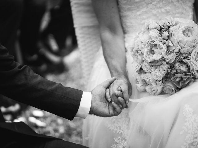 Il matrimonio di Adam e April a San Gimignano, Siena 8