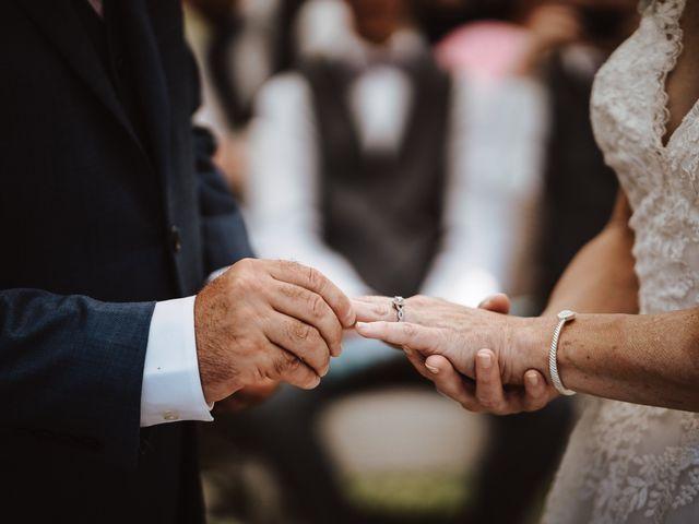 Il matrimonio di Adam e April a San Gimignano, Siena 12