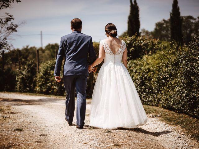 Il matrimonio di Adam e April a San Gimignano, Siena 20