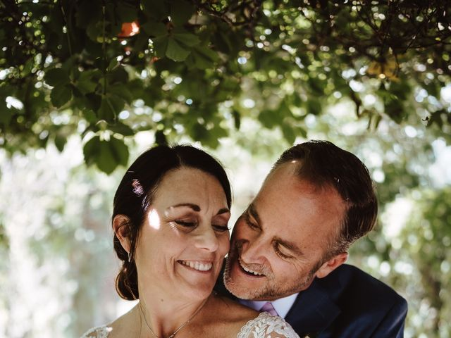 Il matrimonio di Adam e April a San Gimignano, Siena 21