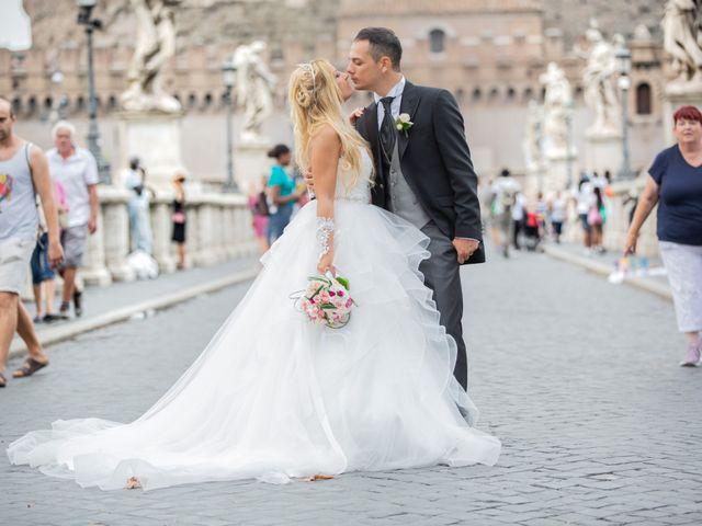 Le nozze di Flavia e Daniele