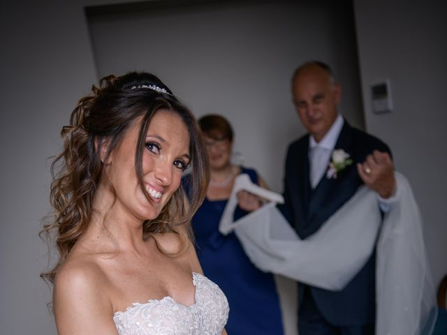 Il matrimonio di Daniele e Valentina a Celle Ligure, Savona 7