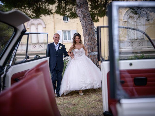 Il matrimonio di Daniele e Valentina a Celle Ligure, Savona 11