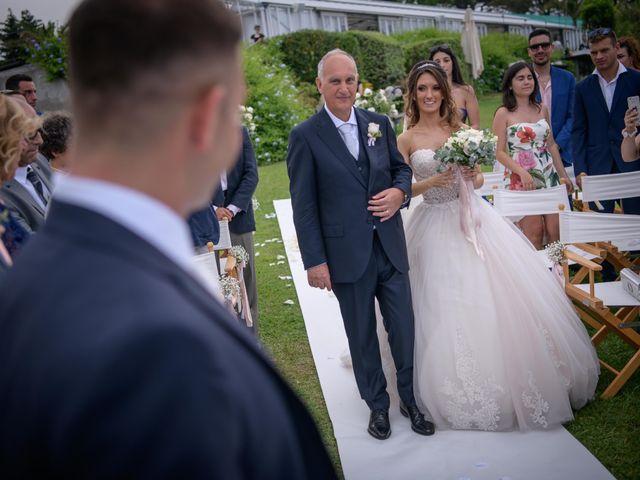 Il matrimonio di Daniele e Valentina a Celle Ligure, Savona 14