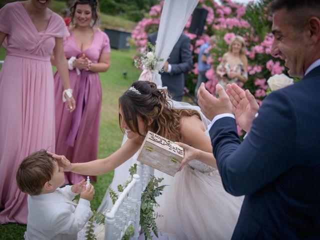 Il matrimonio di Daniele e Valentina a Celle Ligure, Savona 15