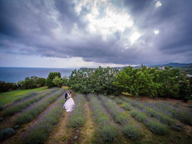 Il matrimonio di Daniele e Valentina a Celle Ligure, Savona 18