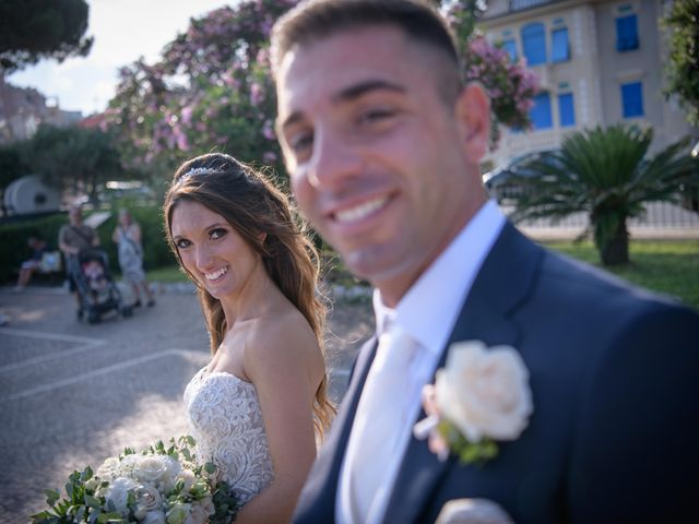 Il matrimonio di Daniele e Valentina a Celle Ligure, Savona 21
