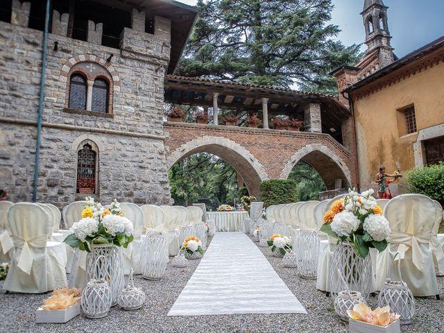 Il matrimonio di Nicola e Silvia a Bergamo, Bergamo 35
