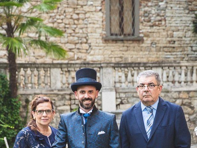 Il matrimonio di Nicola e Silvia a Bergamo, Bergamo 72