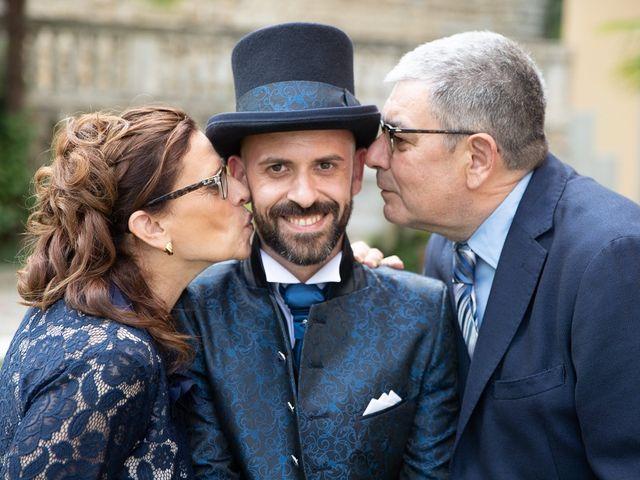 Il matrimonio di Nicola e Silvia a Bergamo, Bergamo 73