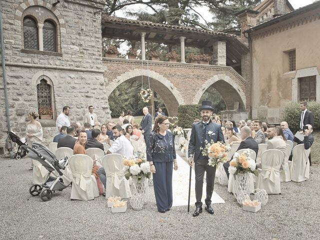 Il matrimonio di Nicola e Silvia a Bergamo, Bergamo 96