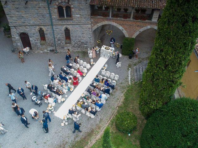Il matrimonio di Nicola e Silvia a Bergamo, Bergamo 97