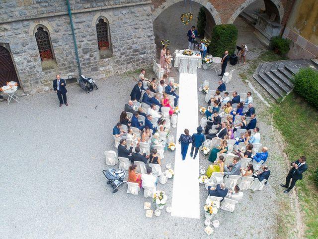 Il matrimonio di Nicola e Silvia a Bergamo, Bergamo 103
