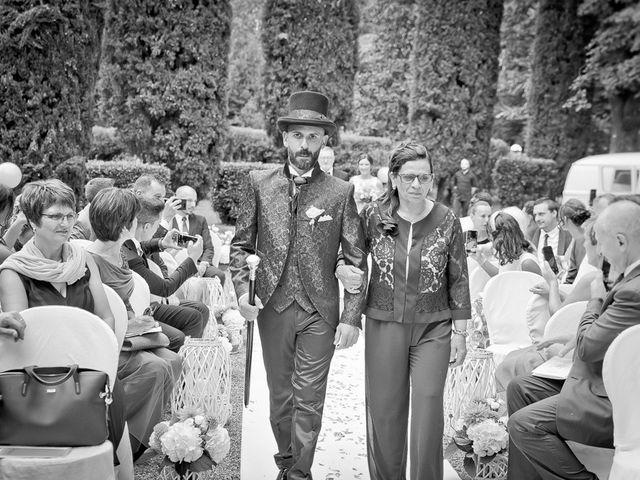 Il matrimonio di Nicola e Silvia a Bergamo, Bergamo 104