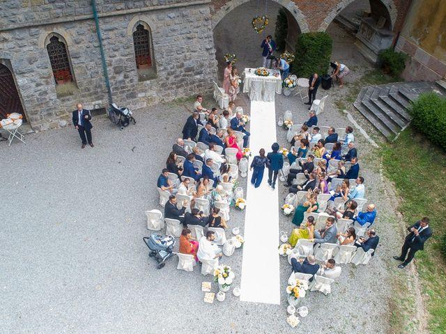 Il matrimonio di Nicola e Silvia a Bergamo, Bergamo 105