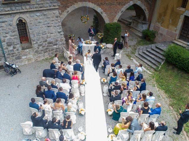 Il matrimonio di Nicola e Silvia a Bergamo, Bergamo 106
