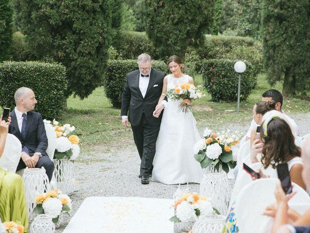 Il matrimonio di Nicola e Silvia a Bergamo, Bergamo 107