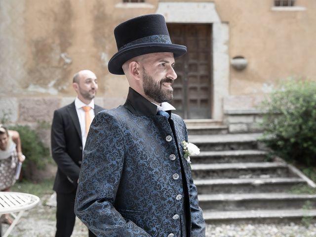 Il matrimonio di Nicola e Silvia a Bergamo, Bergamo 108