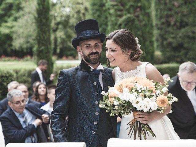 Il matrimonio di Nicola e Silvia a Bergamo, Bergamo 118