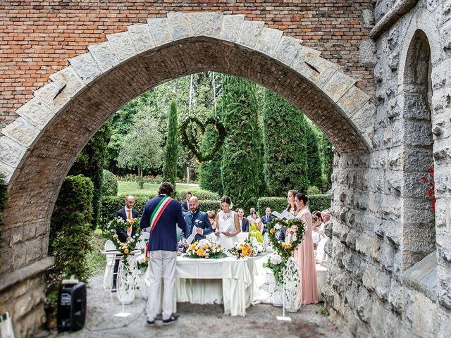 Il matrimonio di Nicola e Silvia a Bergamo, Bergamo 119