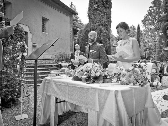 Il matrimonio di Nicola e Silvia a Bergamo, Bergamo 121