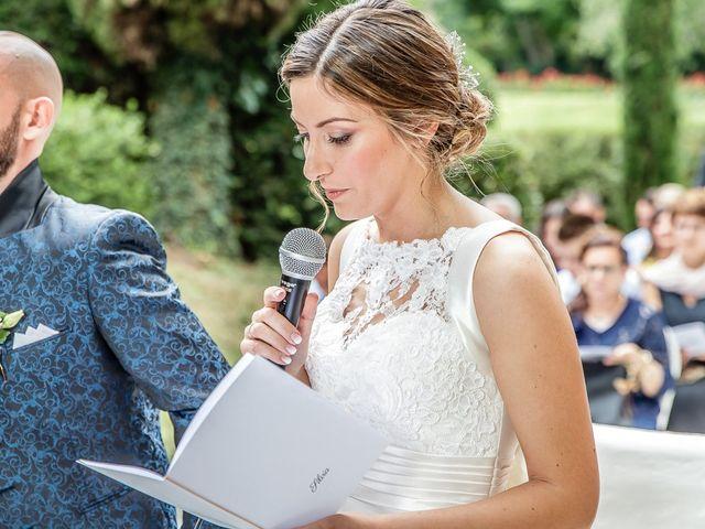 Il matrimonio di Nicola e Silvia a Bergamo, Bergamo 122