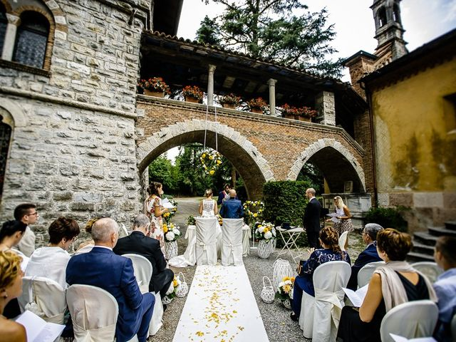 Il matrimonio di Nicola e Silvia a Bergamo, Bergamo 124