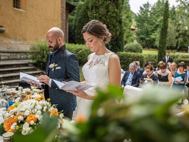 Il matrimonio di Nicola e Silvia a Bergamo, Bergamo 125