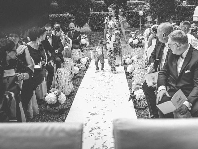 Il matrimonio di Nicola e Silvia a Bergamo, Bergamo 126