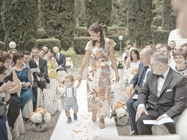 Il matrimonio di Nicola e Silvia a Bergamo, Bergamo 127