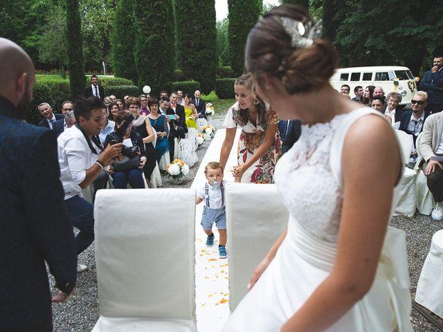 Il matrimonio di Nicola e Silvia a Bergamo, Bergamo 129